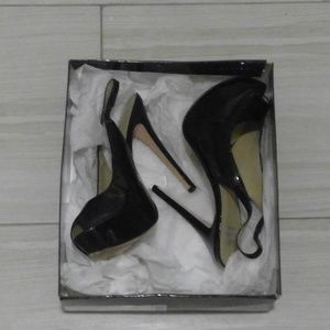 Saks Fifth Avenue Toe High-Heels